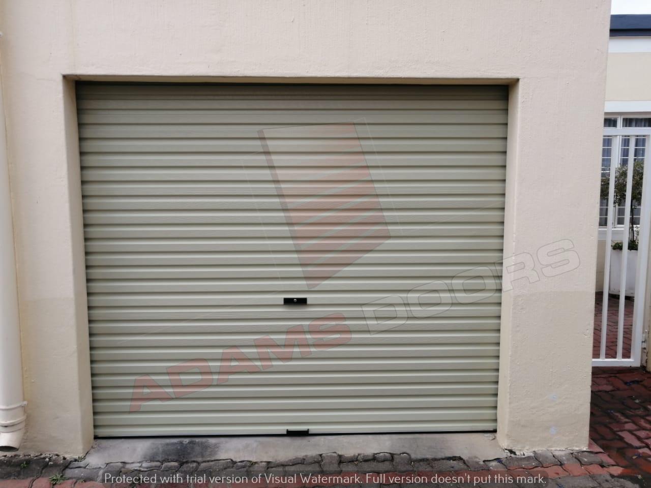 Single Beige RAD door